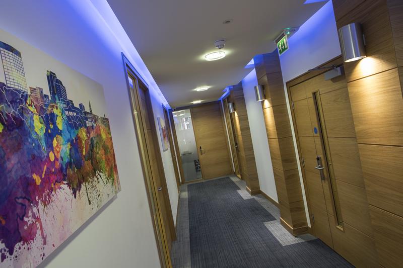 Bartle House - Communal corridor (4)