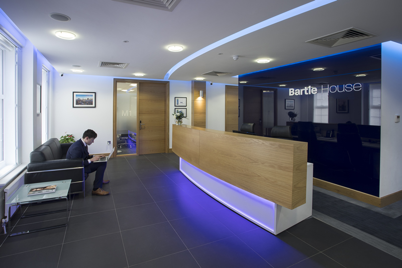 Bartle House - Reception (1)