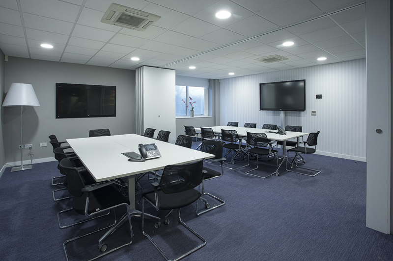 Claremont House - Light and Bright meeting rooms combined (2)