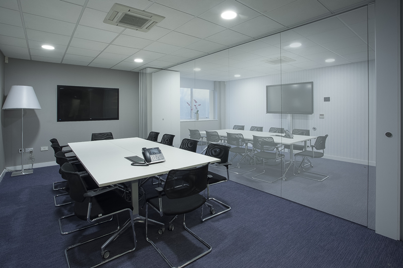 Claremont House - Light and Bright meeting rooms combined (3)